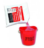 Fire Bucket Absorbent Filling